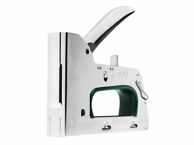 Rapid R34 PRO Heavy-Duty Hand Staple Gun Tacker takes 6-14mm