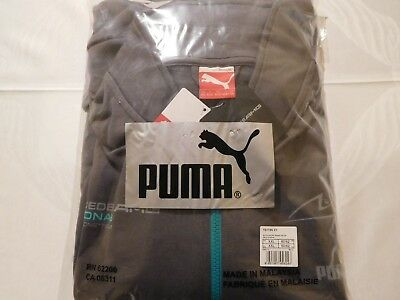 M. Schumacher Mercedes AMG F1 Sweat Jacke Jacket Puma Herren Men XXL NEU NEW RAR