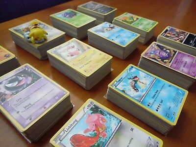 Pokemon Cards 50 Card Bulk Lot - Commons Uncommons Rares + Holos - All New M/nm