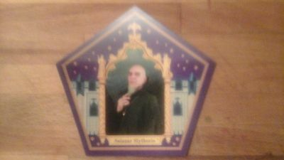 Salazar Slytherin Harry Potter Chocolate Frog Card *WILL MEET/BEAT COMPETITORS*