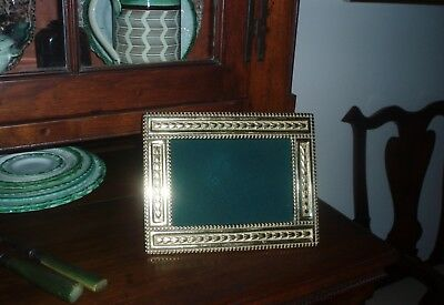 Virginia Metalcrafters/Williamsburg Brass Frame 5x7  Ex. Vintage Condition