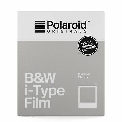 Polaroid I-Type B&w Originals Instant Film White Black Film Istanatanea