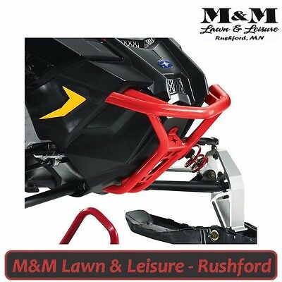 AXYS® Ultimate Front Bumper - Red by Polaris® 2880206-293 **NEW**