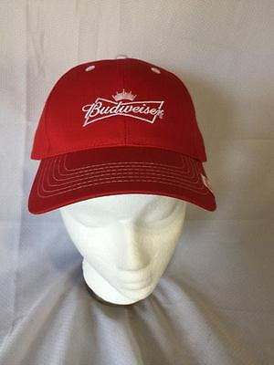 "Budweiser  Hat One Size NEW- ""Grab Some Buds"""