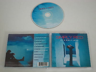 Simply Red / IT ´s Only Love (East west-warner 8573-85729-2) CD Album