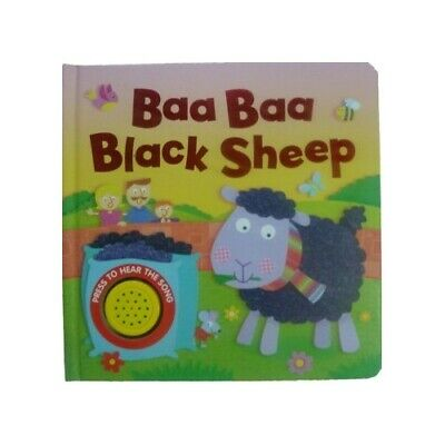 Baa, Baa Black Sheep Book The Cheap Fast Free Post