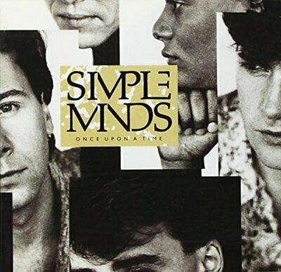 Simple Minds - Once Upon A Time - Simple Minds CD ZSVG The Cheap Fast Free Post