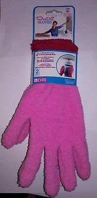 Sophisti-Clean Dusting Gloves for Tables, TV's and Lamps, A House Cleaning