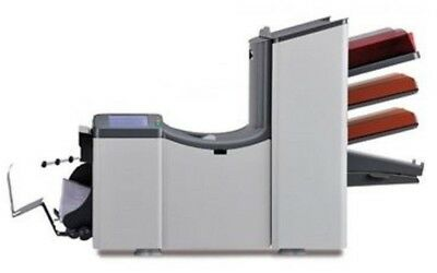 Neopost DS75 Folder Inserter  ONLY 1407 ON LIFETIME COUNTER  MSRP OVER$20,100.00
