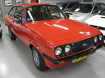 Ford Escort Mk. 2 RS2000 1979
