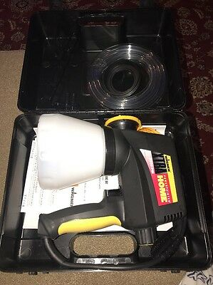 Wagner Xtra Home Power Painter 2200 Psi Box And Accessories (JD)