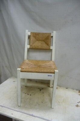 3919. Alter Stuhl Old wooden chair