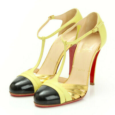 c6915fcc8468 Authentic Christian Louboutin Gino Pumps Sex thecity Carrie Grade Ab Used  -At