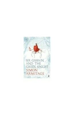 Sir Gawain and the Green Knight by Armitage, Simon Paperback Book The Cheap Fast