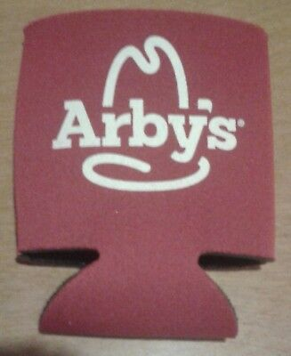 Arby's Arbys Can Bottle Drink Cup Beverage Koozie Coozie Koozy Coozy ~BRAND NEW~