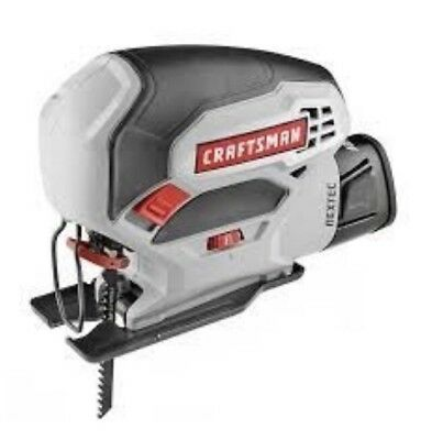 Last One, Rare: Craftsman Jig Saw Nextec 12V Lithium Super Compact Bare Tool