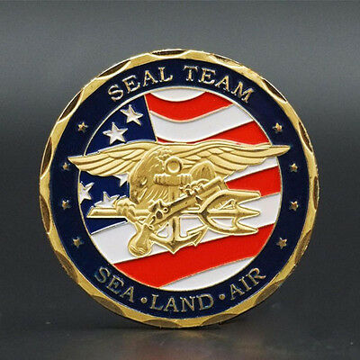 US NAVY SEALS Commemorative Challenge Coin New,PRO