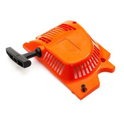 Recoil Pull Start Starter Orange For Chinese Chainsaw 4500 5200 45cc 52cc 58cc