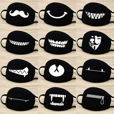 Cool Winter Warm Mouth Anti-Dust Flu Face Mask Unisex Surgical Respirator Mask