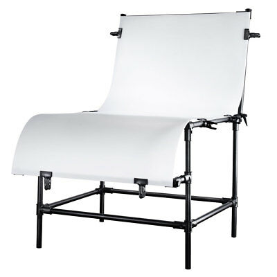 Walimex Shooting Table Basic L, Intake Height 80cm by Digital Photographs