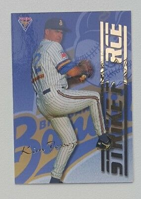 1995 Futera ABL Australian Baseball Strikeforce Firepower SF-FP2 Jessop /Johnson