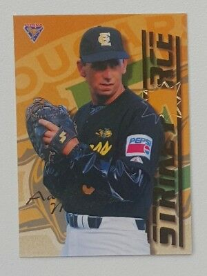 1995 Futera ABL Australian Baseball Strikeforce Firepower SF-FP4 Meagher/ Vogler