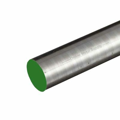 1018 Steel Round Rod, Diameter: 0.687 (11/16 inch), Length: 12 inches