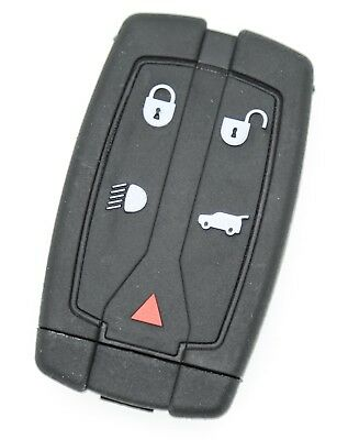 For Land Rover Freelander 2  2007-2012 5 button Smart Remote Key Fob   433Mhz