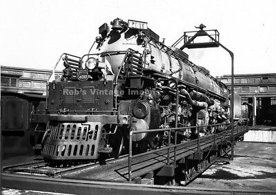 Union Pacific BIG Boy Steam Locomotive 4010 Railroad  Photo print  UP train