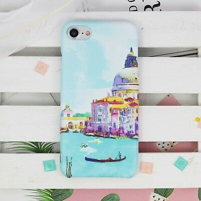 Venice italy Phone Case cover for iPhone 8 X 5 6S 7 Plus Galaxy S7 S8 S8+ LG G6