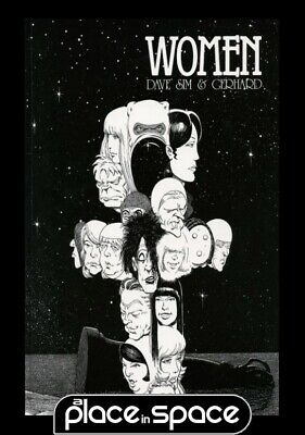 Cerebus Vol 8 Women - Softcover