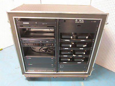 Video/Audio Media Recording Componets Military Debriefing in Road Case Great Buy