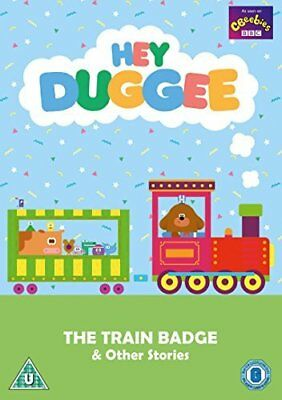 Hey Duggee - The Train Badge & Other Stories  New (DVD  2017)