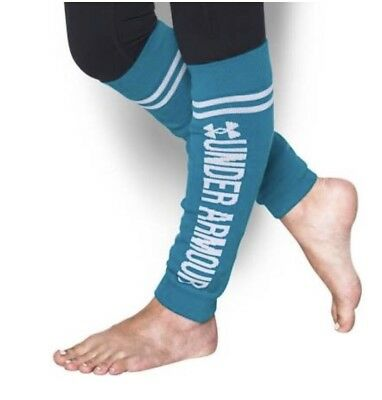 NEW UNDER ARMOUR Youth Sport Leg Warmers 2-Pack Pilates Dance Yoga