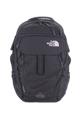 Clh0-Jk3 Unisex Surge Backpack The North Face Black