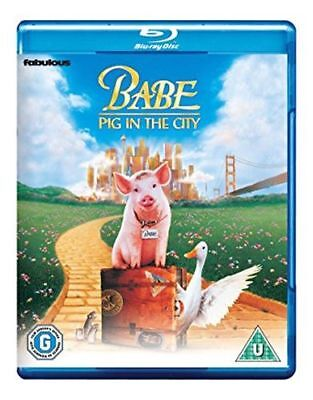 Babe 2 - Pig In The City Blu-Ray [Uk] New Bluray