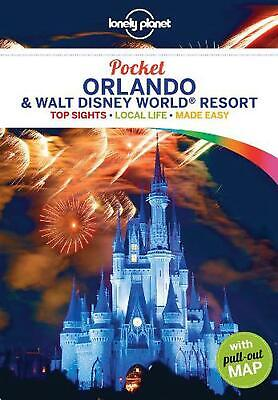 Lonely Planet Pocket Orlando & Walt Disney World (R) Resort by Lonely Planet Pap