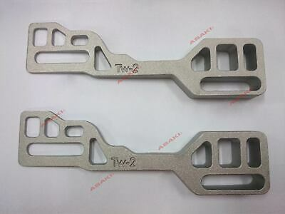 Outboard Boat Transom Wedges TW-2-DP PAIR=2PCS for ALL Brands 4-Bolt Patterns