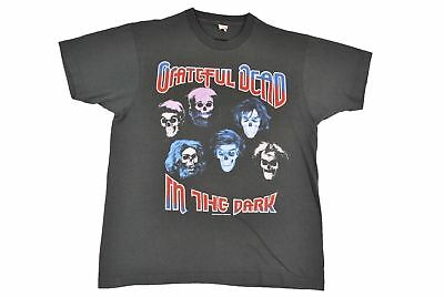 GRATEFUL DEAD IN THE DARK shirt Touch of Grey 1987 Rock 80s.usa size