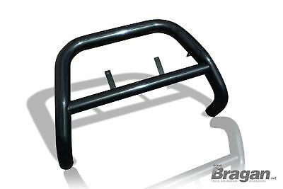 To Fit 10-15 VW Volkswagen Transporter T5 Bull Bar A Bar EU EC APPROVED - BLACK