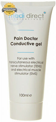 Conductive Gel for use with Circulation Massagers, Pain Doctor and TENS...