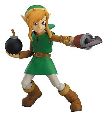 GSC Max Factory Figma LINK A Link Between Worlds DX Deluxe Ver Action Figure USA