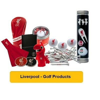 LIVERPOOL FC - GOLF PROD - Official Football Merchandise (Gift, Xmas,Birthday)