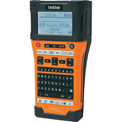 Brother Pt-E550Wvp Electricians Labeller