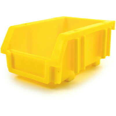 Matlock Mtl0 Plastic Storage Bin Yellow - Pack Of 10