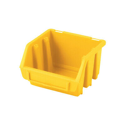 Matlock Mtl1 Hd Plastic Storage Bin Yellow - Pack Of 10