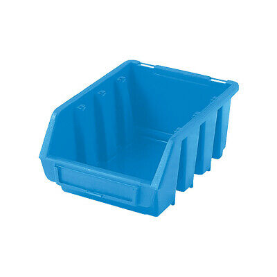 Matlock Mtl2 Hd Plastic Storage Bin Blue - Pack Of 5