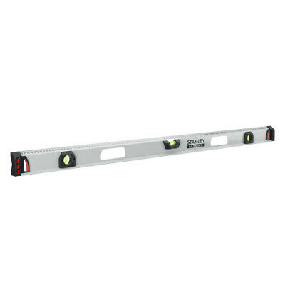 "Stanley 1-43-556 Fat Max 1200Mm/48"" I-Beam Level Magnetic"