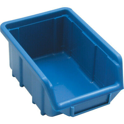 Senator Sen1 Plastic Storage Bin Yellow - Pack Of 10
