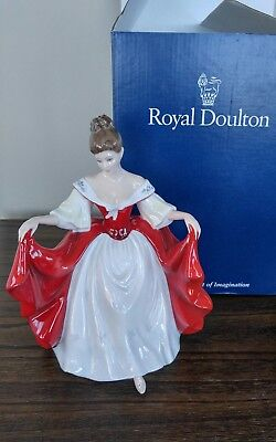 Vintage Royal Doulton Lady Figurine HN 2265 Sara Mint Beautiful